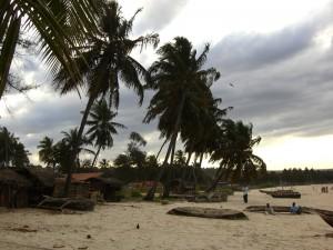 Lindi beach