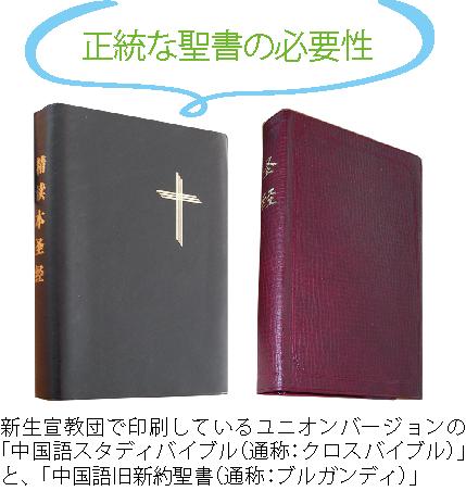 キリスト教の中国化、 イデオロギーが聖書解釈に影響? | 新生宣教団
