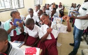 タンザニアから『ザ・メサイア』の感謝のレポートが届きました