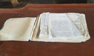 村に一冊だけあった聖書